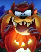Taz de Halloween