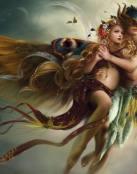 Dos angeles que se aman
