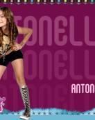 Antonella de  Patito feo