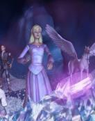 Barbie y el mundo mágico