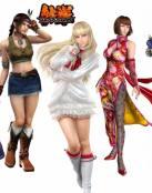 Chicas de Tekken 6