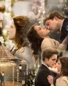 Bella y Edward de Crepúsculo