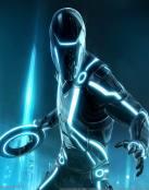 Personaje increíble de Tron Legacy