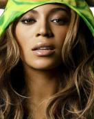 Primer palno de Beyoncé