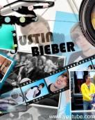 Collage de Justin Bieber