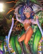 Bienvenido al carnaval de Brasil