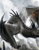 El dragón y el castillo