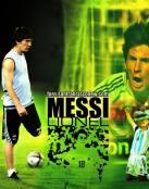 Increíble Leo Messi