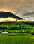 La pequeña aldea