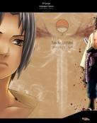 Personaje Sasuke de Naruto