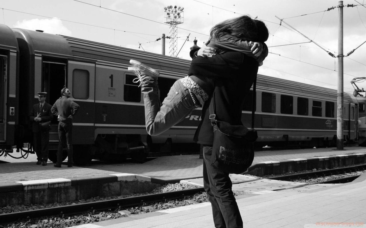 Te espero en la estación